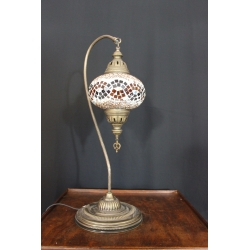 L210: Mosaik-Stehlampe