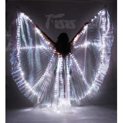 T224-LED-S: iSiS-Wings Schmetterling mit LED-Licht